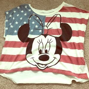 Tops - Minnie Mouse Tee